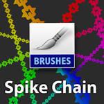 Spike Chain PS brush