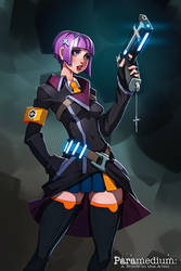 Paramedium: Nina by dinmoney
