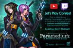 Paramedium Contest
