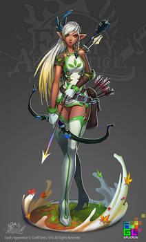 FA: Archery Instructor (full)