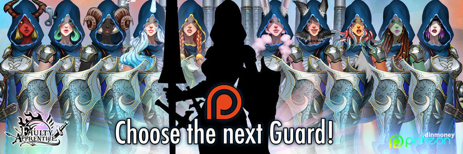 Choose the next Guard for FA! by dinmoney