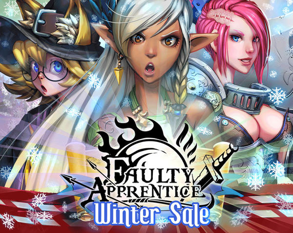 Faulty Apprentice Demo Winter Sale by dinmoney
