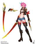 ZatG: Base Female