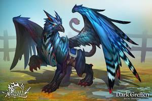 FA: Dark Greffen by dinmoney