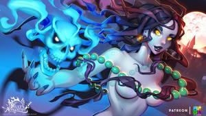 FA: Ghost Guard Splash by dinmoney