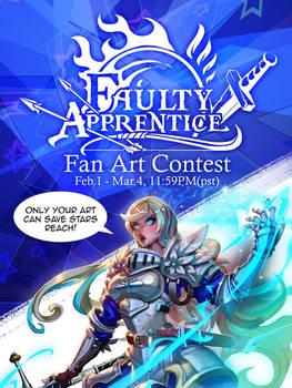 Art Contest: Faulty Apprentice by dinmoney