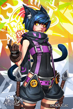 Faulty Apprentice: Black Cat