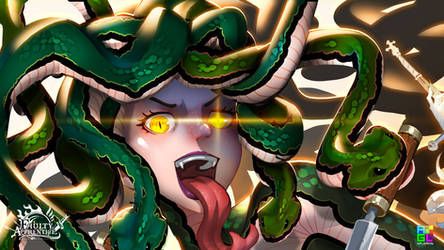 Gorgon Sculpting Crop by dinmoney