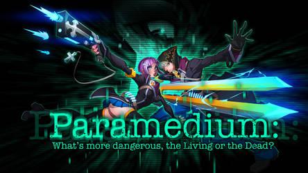 Paramedium Kickstarter LIVE!