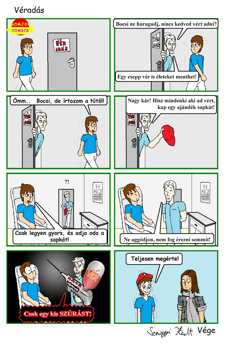 Véradás