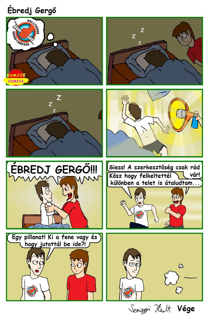 Ébredj Gergö