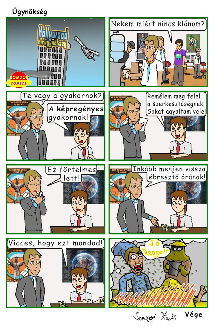 Ügynökség
