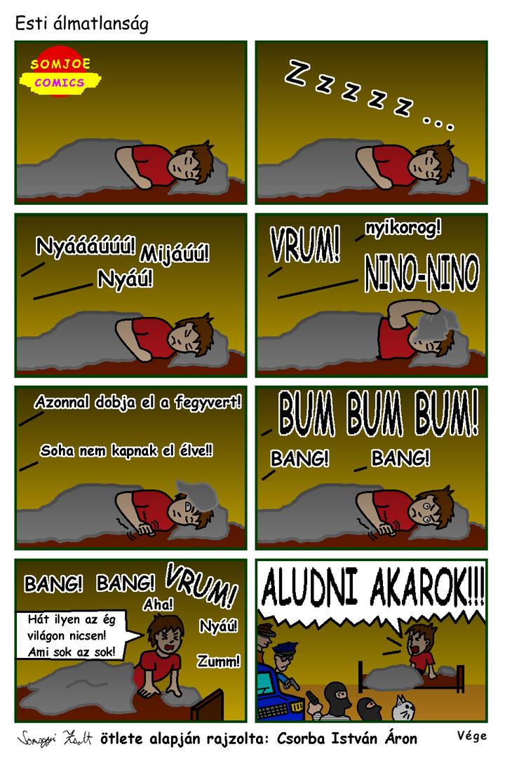 Esti álmatlanság