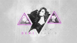 Wallpaper Demi Lovato by BratKatycatLBS