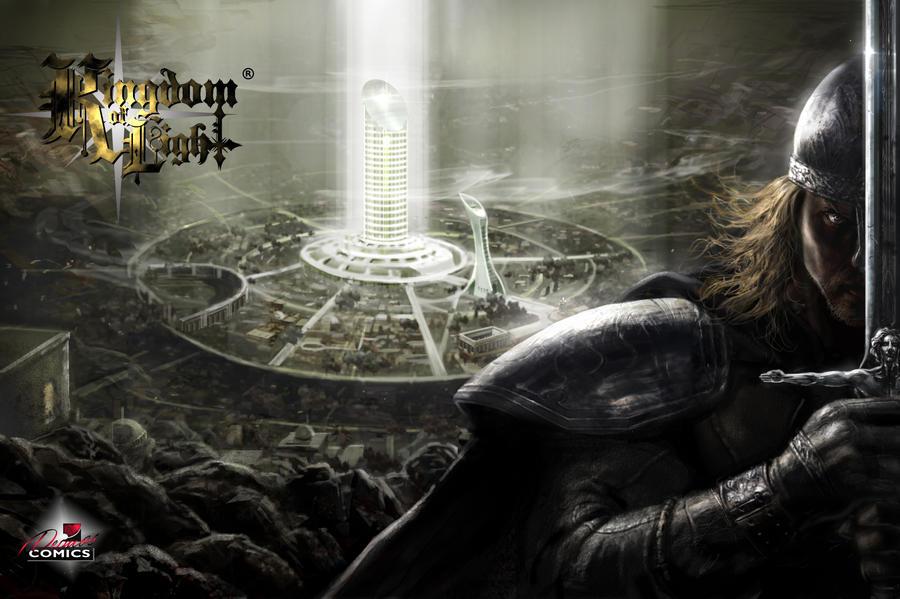 Kingdom of Light: David by DeimosComics