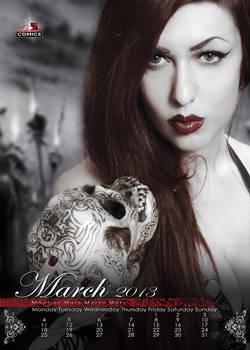 Deimos Girls - March 2013
