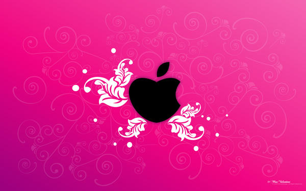 Mac Valentine's by esharkj