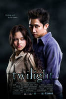 Movie Poster - Twilight 01 by esharkj