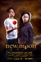 Movie Theme - New Moon by esharkj