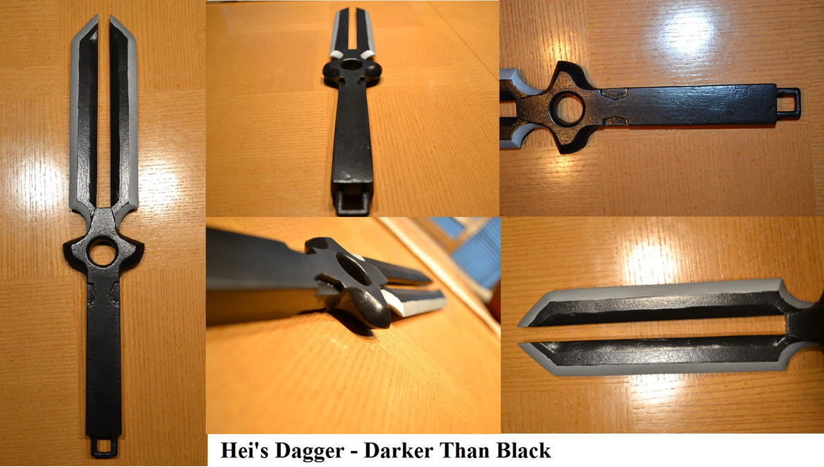 Hei's Dagger by Solvash
