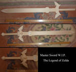 Master Sword WIP Compilation