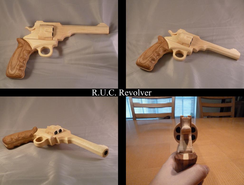 R.U.C. Revolver by Solvash