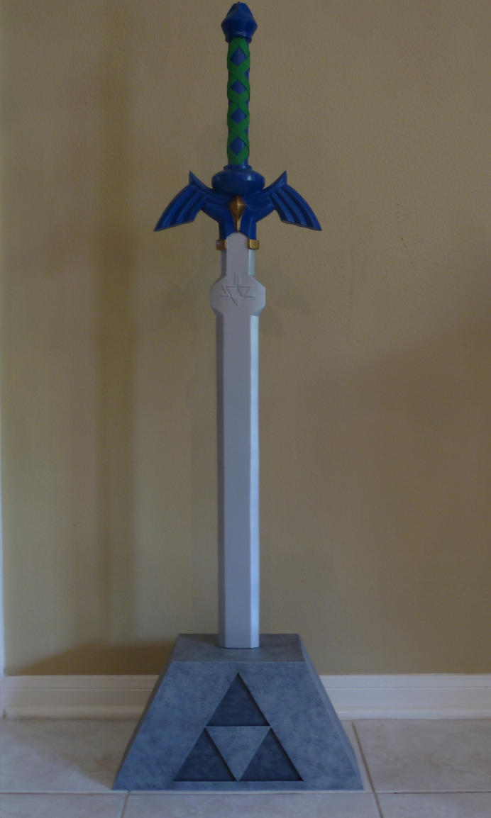 The Master Sword by Solvash