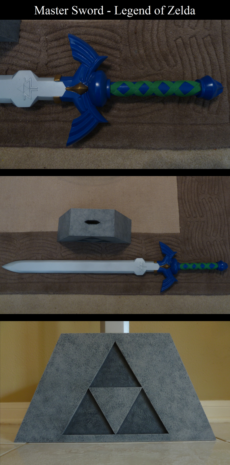 Master Sword Compilation by Solvash