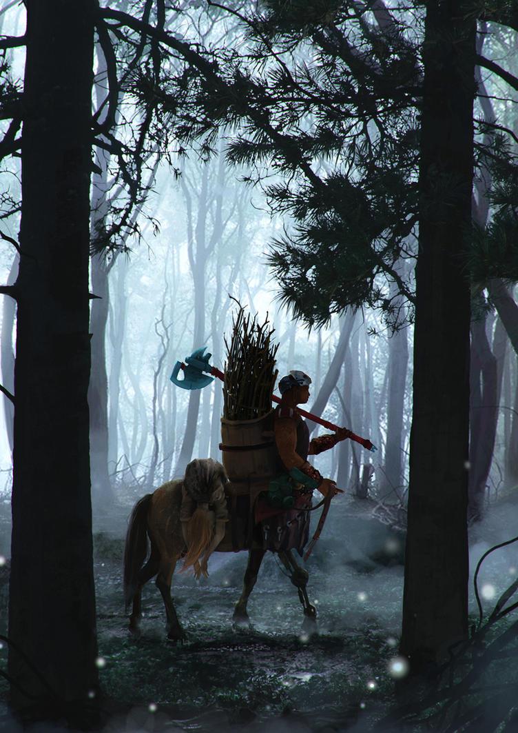 A good centaur by unisaul