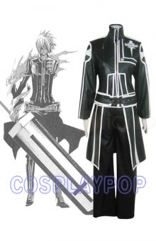 D.Gray Man Allen Walker Costume for Cosplay by meganpu