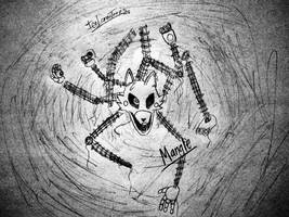 FNAF - Mangle by IceLemonTea83