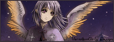 Winter angel sig by VermillionGirls