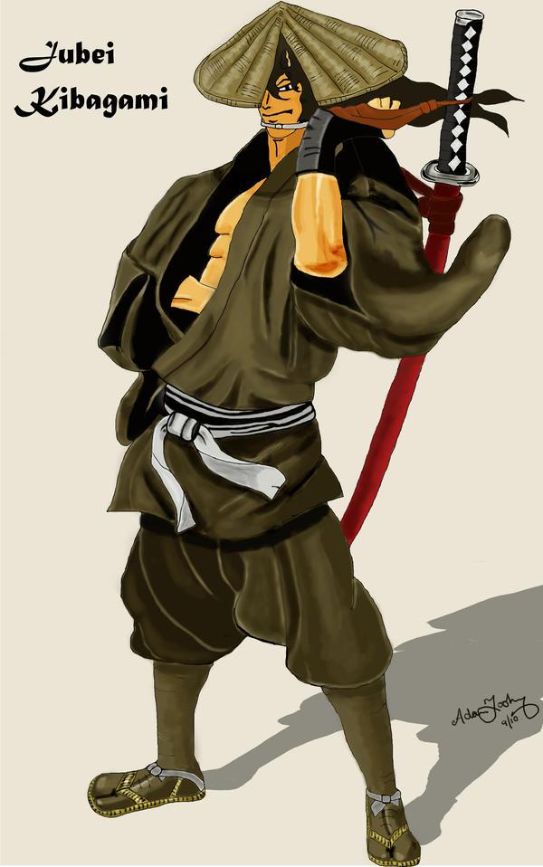 Ogami Itto (Lone Wolf &amp- Cub) v Jubei Kibagami (Ninja Scroll ...
