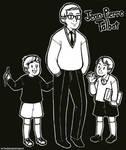 Jean-Pierre Talbot Teacher Appreciation