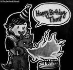 HAPPY BIRTHDAY THORI