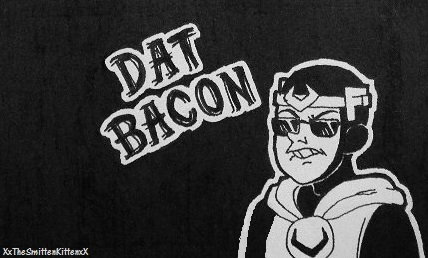 DAT BACON by XxTheSmittenKittenxX