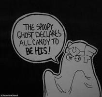 Ghost Kid Loki