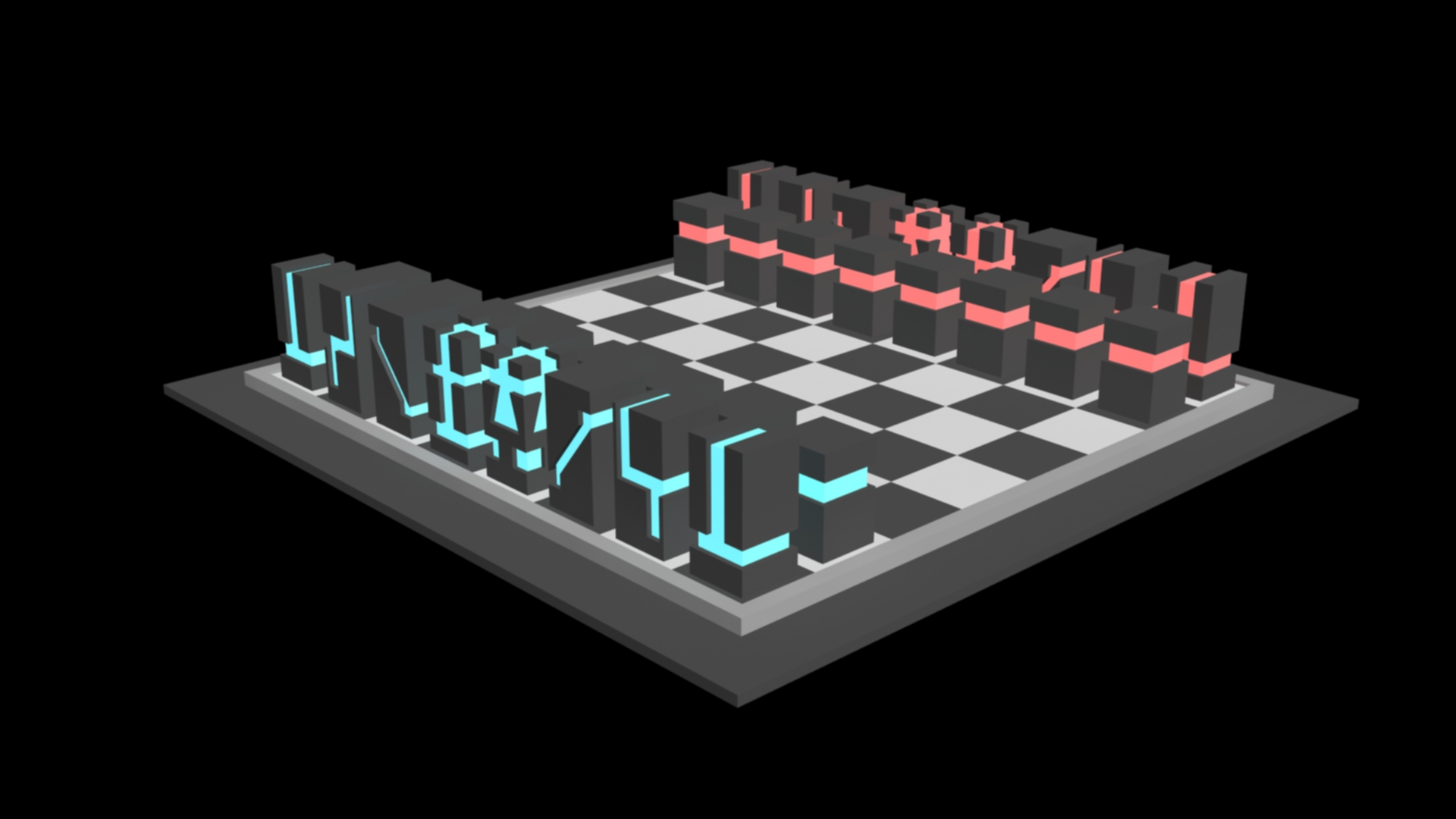 Modern Chess By Inivicient On Deviantart
