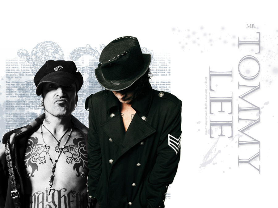 Tommy Lee wallpaper by AdrienneTyler