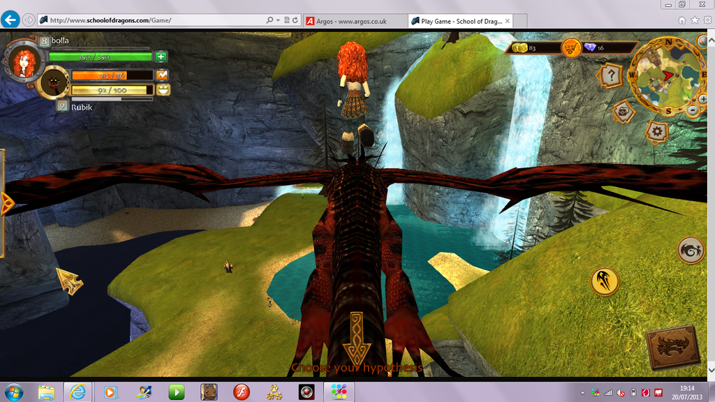 how to train your dragon school of dragons game download
