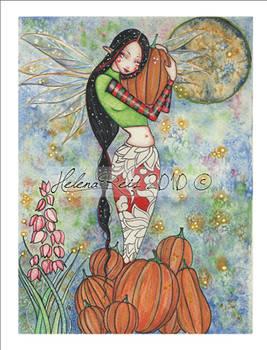 The Pumpkin Keeper