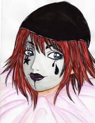 El Pierrot by hidetonadi