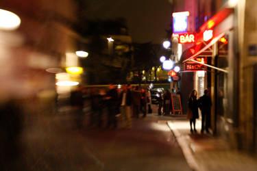 Nacht by Lumerik