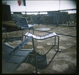 electric chair by Lumerik