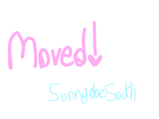 Moved (Check out sunnydaesouth my new account) by maplestoryroomates