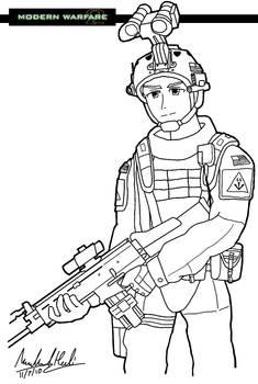 Corporal Dunn