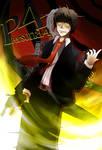 P4: Adachi Tohru