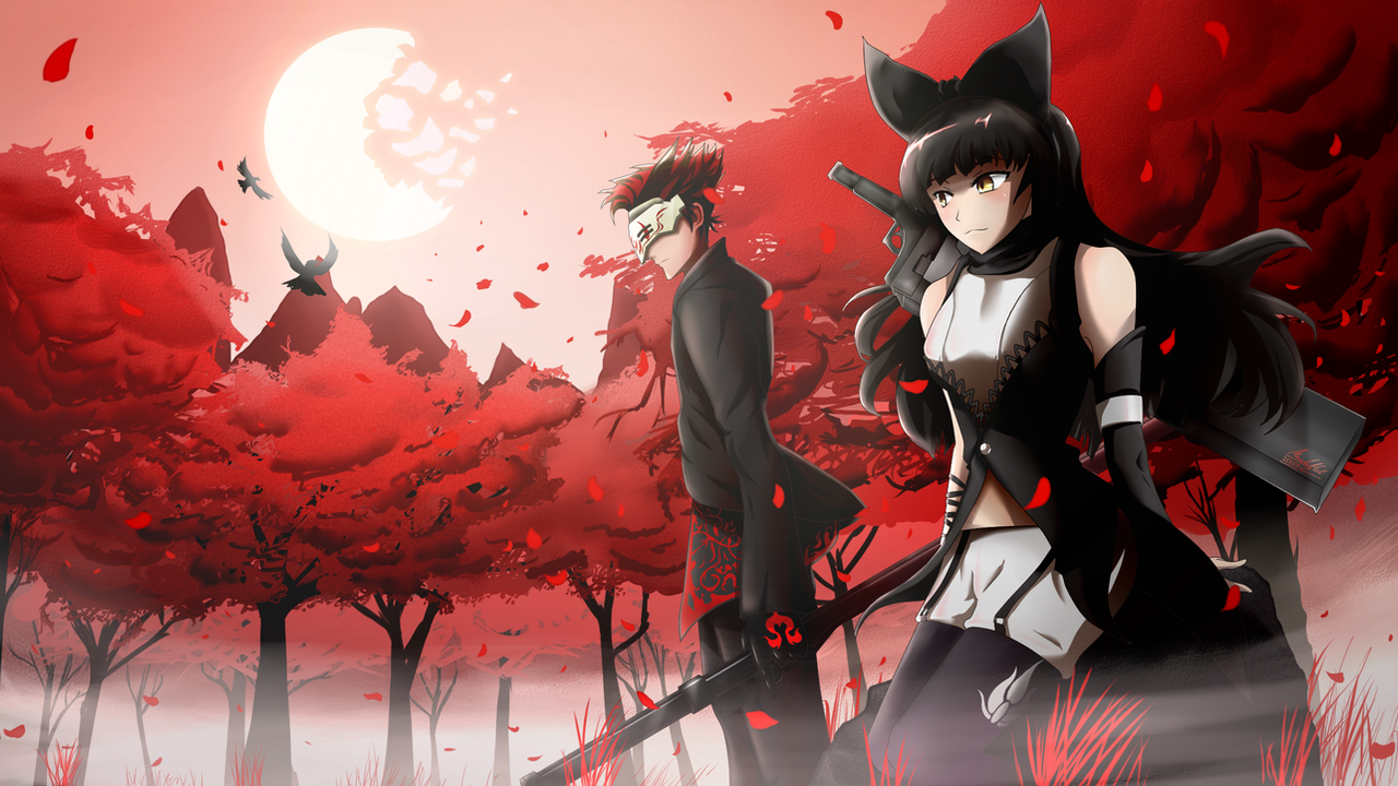 HD Epic Rwby Wallpaper  Download Kumpulan Wallpaper Hp Keren