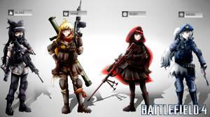 Battlefield 4: RWBY Squad