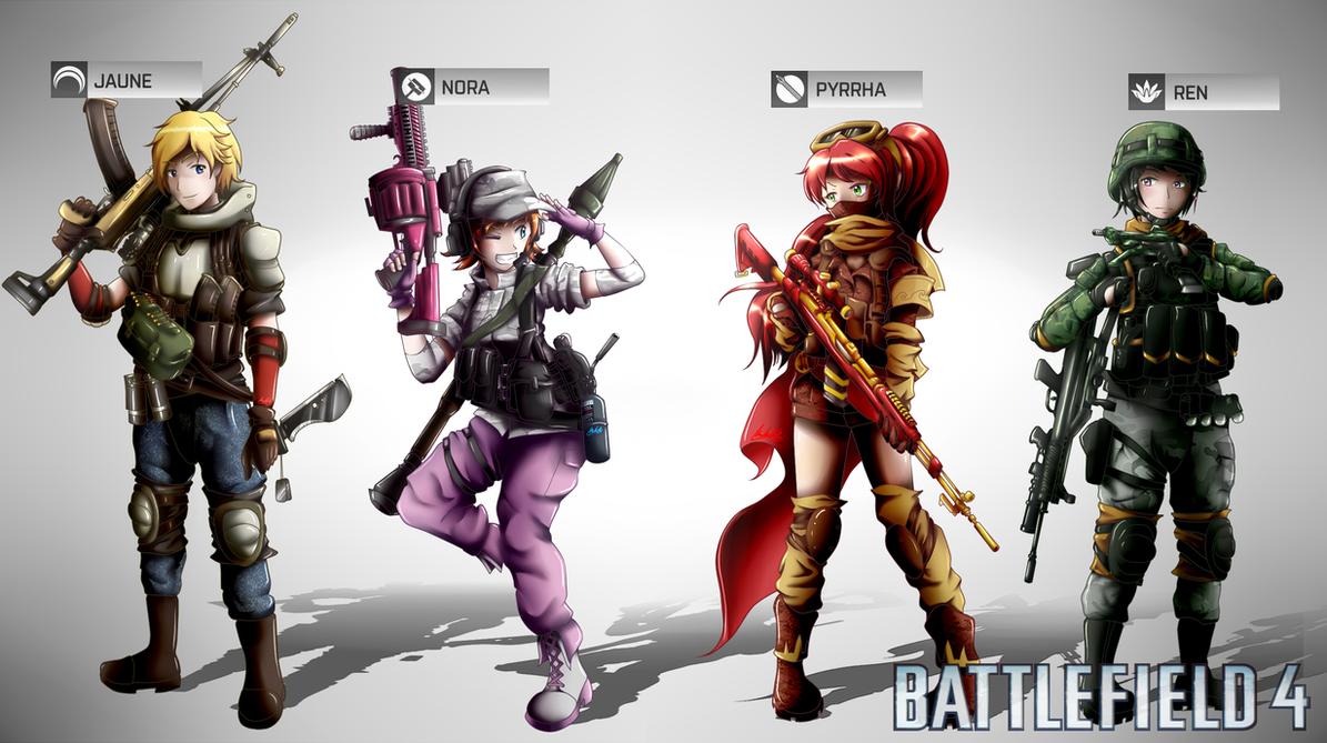 Battlefield 4 fireteam jnpr by ssgt lulz on deviantart battlefield 4 fireteam jnpr by ssgt lulz voltagebd Gallery
